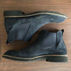 ECCO VITRUS II Suede Boots